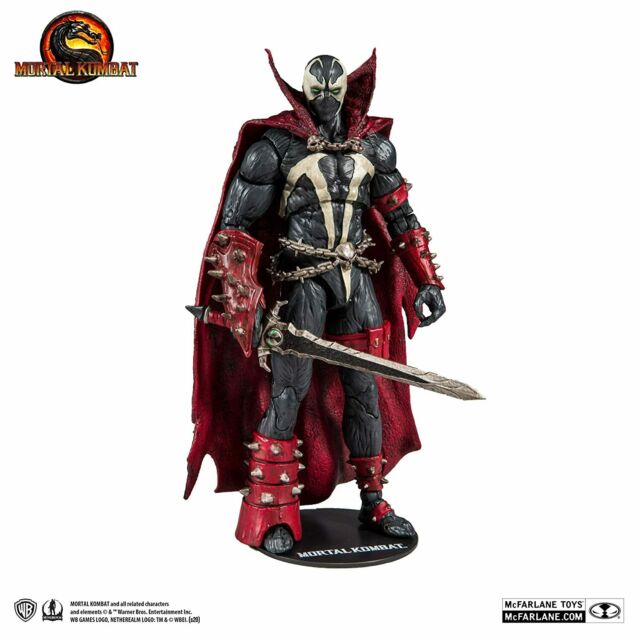 Mortal Kombat Series 2 Spawn 7-Inch Action Figure* FREE US SHIPPING* IN STOCK***