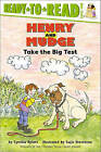 Henry and Mudge Take the Big Test by Cynthia Rylant (Paperback, 2008)