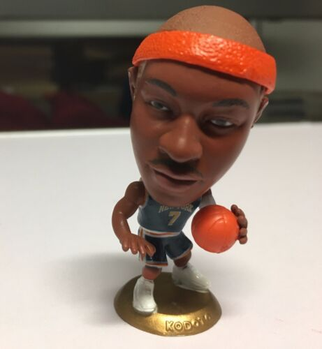 Carmelo Anthony NY Knicks mini figurine