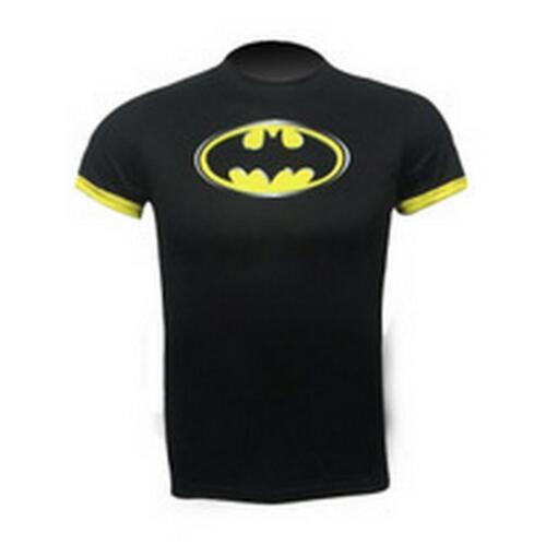 Man Marvel Heroes Costume T-shirt Superhero L//S Sleeve Running Tops Jersey Tee-5
