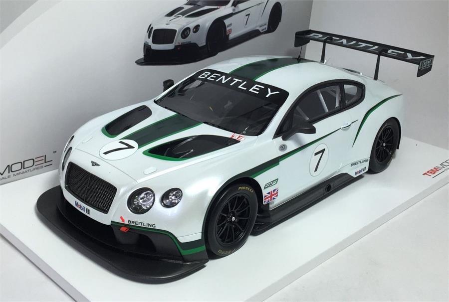 Bentley continental gt3 im umfang von tsm tsm141829r 18