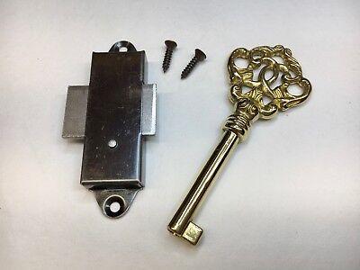 Grandfather Clock Door Lock Set For Howard Miller Ebay