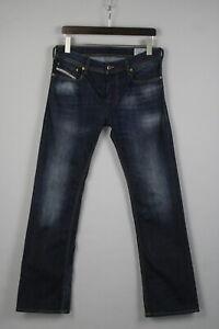 DIESEL-Zatiny-Regular-Bootcut-0831Q-Uomo-W30-L32-Bottone-Jeans-20566-JS