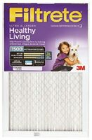 6 3m Filtrete 2000 16x20x1 Ultra Furnace Air Filter