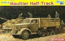 DRAGON 6761 1/35 Sd.Kfz.3a Maultier Half Track