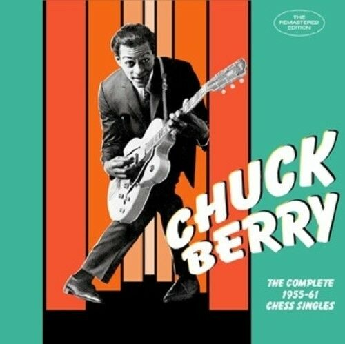 Chuck Berry - Complete 1955-1961 Chess Singles [New CD] Spain - Import