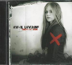 Music-CD-Avril-Lavigne-Under-My-Skin