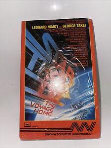 Star Trek IV: The Voyage Home - original audio cassette soundtrack tape