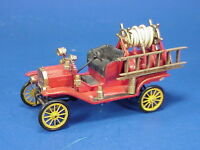1/48 Wiseman 1914 Model T Ford Chemical Fire Truck Kit Nm-906 National Motor Co.