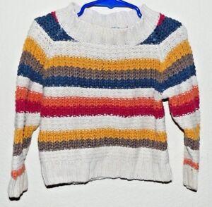 1a5afdffd Cute Baby Boys Size 12 - 18 Months Naartjie Knit Pullover Slub ...