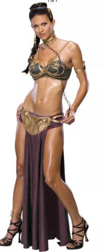 ❤️ Jabba's Prisoner Princess Leia Adult Costume -