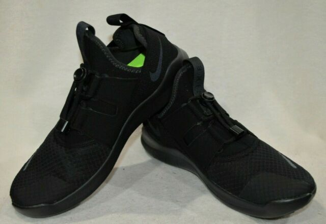 huge discount 8d68d 920e9 Nike RN Commuter 2018 Men's Running Shoes Black Oil Grey Size 13