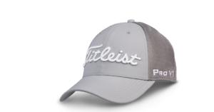 55f7da80 Titleist Tour Sports Mesh FJ/Pro V1 Structured Hat / Cap/Headwear ...