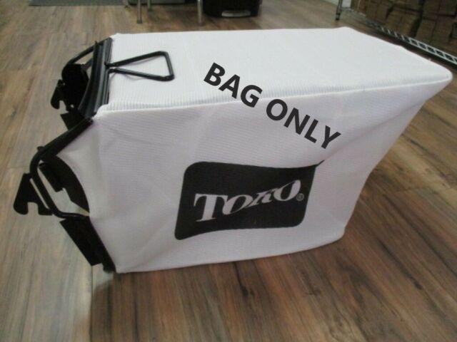 Genuine Toro 107-3779 Grass Catcher Bag Recycler BAG ONLY