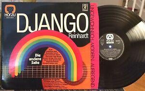 DJANG0-REINHARDT-LP-The-Other-String-Horzu-HZE-813-BL-1970-Germany-NM-EX