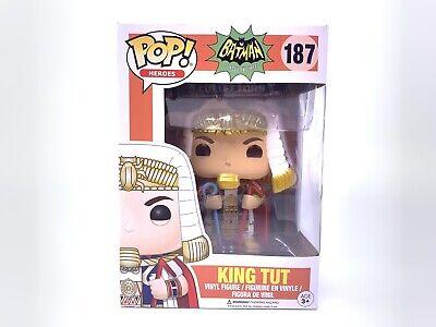 Funko Pop DC Heroes 187 Classic 1966 King Tut