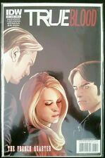 True Blood: French Quarter #6 6b Cover B (IDW Comics) Comic Book - NM