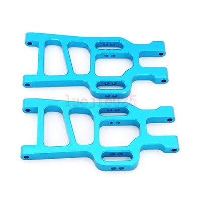 108021 Blue HSP Rear Lower Suspension Arm For RC 1:10 Car Monster Truck 08006 UP