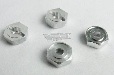 10918 Trascinatori Ruote 12mm In Alluminio X Modelli Elettrici Scoppio 1/10 Vrx Rafforzare La Vita E I Sinews