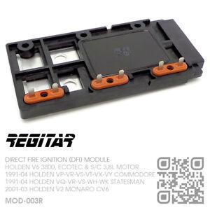 Details about REGITAR DFI MODULE V6 ECOTEC 3 8L [HOLDEN VS-VT-VX-VY  COMMODORE WH-WK STATESMAN]