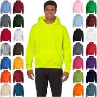 GILDAN Sweatshirt KAPUZE UNISEX Heavy Blend™ Hooded S M L XL XXL 3XL 4XL 5XL(2)