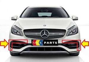 NEW Genuine Mercedes Benz MB a W176 AMG Pare-chocs avant Lower Inner Calandre Gauche N//S