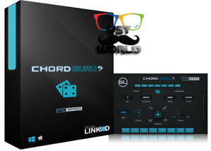 Details about StudioLinkedVST - CHORD GURU VST2 & AAX ( Windows & MacOS )