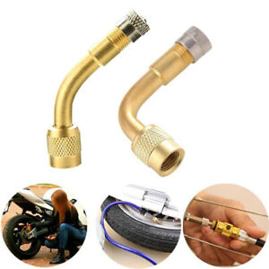 45-90-135-Degree-Tyre-Valve-Extension-Motorcycle-Car-Bicycle-Valve-Adapter-Band