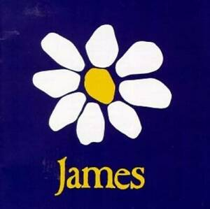 James-Audio-CD-By-James-VERY-GOOD