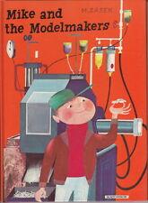 "Matchbox ""Mike and the Modelmakers"" Kinderbuch 1969 neuwertig"