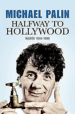"""""""AS NEW"""" Halfway To Hollywood: Diaries 1980-1988 (Volume Two): The Film Years, P"""