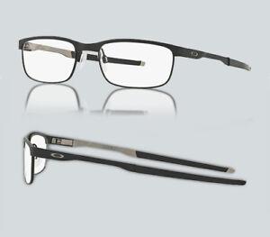 43e65ca0779 New Oakley OX 3222 STEEL PLATE 322202 Powder Cement Eyeglasses ...