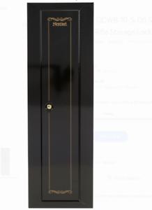 Details about New Sentinel Security 10 Gun Cabinet Safe Rifle Shotgun  Firearms Storage Locker