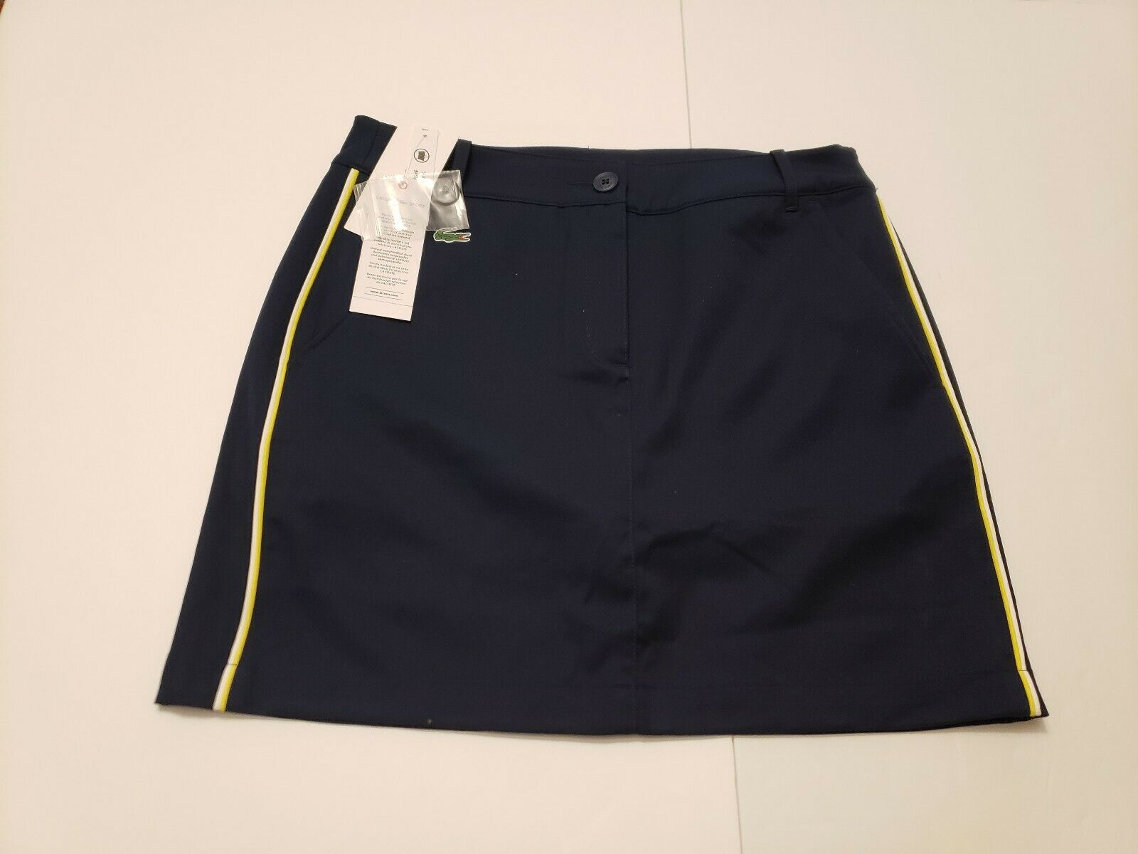 Lacoste SPORT Womens NAVY blueE SKIRT