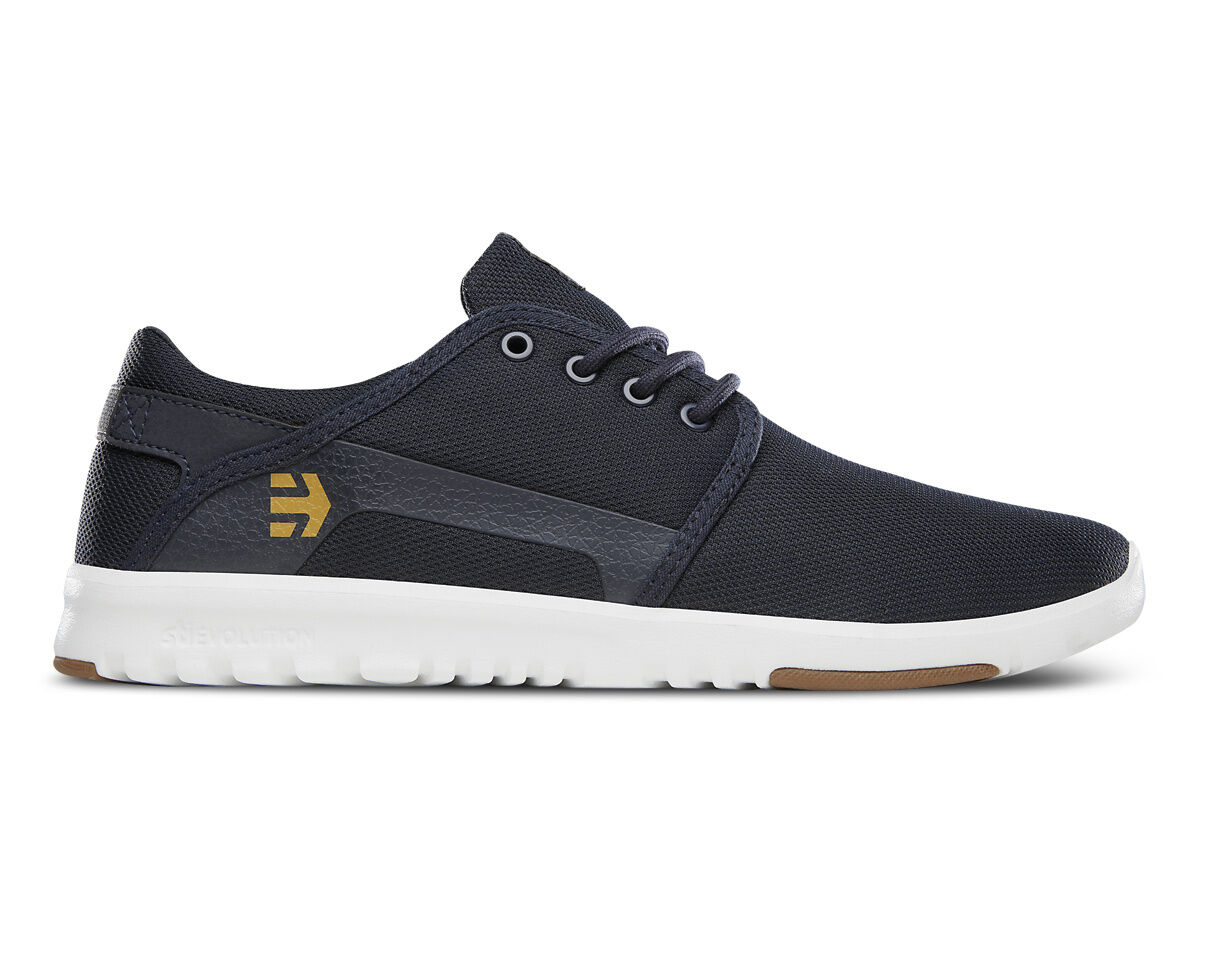ETNIES Scout Schuhe Sneakers navy/white/gum 4101000419-478 vegan