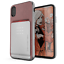 thumbnail 7 - For iPhone X / iPhone XS Case | Ghostek EXEC Card Holder Wallet Built-In Magnet