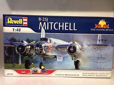 """+++ Revell Geschenskset B-25J Mitchell """"Flying Bulls"""" 1:48 05725"""