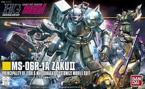 Bandai-Hobby-Gundam-HGUC-MS-06R-1A-Zaku-II-Shin-Matsunaga-HG-1-144-Model-Kit
