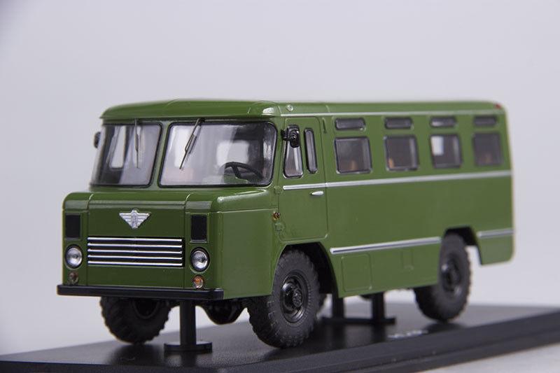 As-38 sowjetarmee bus     66 - 1 43 an modellen ssm4012
