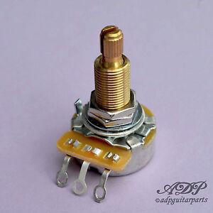 Potentiometre-CTS-250-XL-audio-Extralong-3-4-034-Split-Shaft-Pots-EP4686-Les-Paul