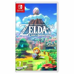 Legend-of-Zelda-Link-039-s-Awakening-Nintendo-Switch-Standard-Edition-NEW