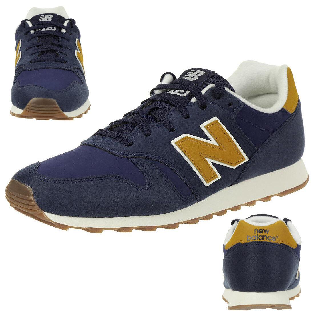 New Balance ML373KGS Blau Classic Sneaker Unisex Schuhe Blau ML373KGS 4707db