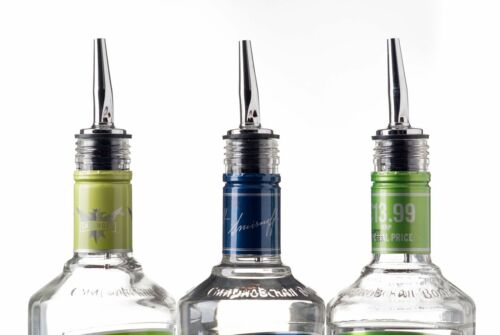 Bottle Pourers Freeflow Pourers Professional Barware by Beaumont