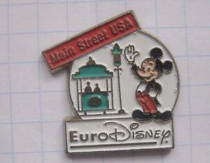 EURO DISNEY / MICKEY MOUSE ........................ Comic-Pin (152g)