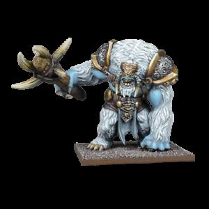 Sin-Caja-Mantic-Reyes-De-Guerra-nieve-Troll-Prime-Alianza-del-Norte-yhettee-Vanguard