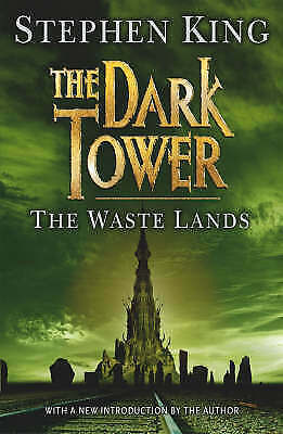 1 of 1 - The Dark Tower: Bk. 3: Waste Lands by Stephen King (Paperback, 2003)