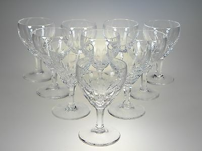 Josair Crystal Dorette Cordials Set of 10