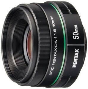 PENTAX-smc-DA-50mm-f-1-8-Lens-K-Mount-Auto-Focus-Manual-Wide-Angle-Prime-NEW