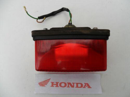 HONDA CG 125 CG125 TAIL LIGHT REAR BRAKE LIGHT UNIT 1995-1988