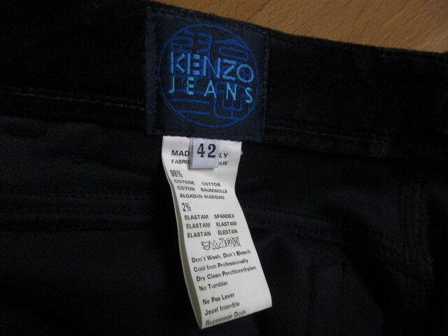 Pantalon Kenzo Kenzo Kenzo nero Dimensione 38 à - 74% f41f4a